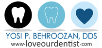 Love Our Dentist Logo